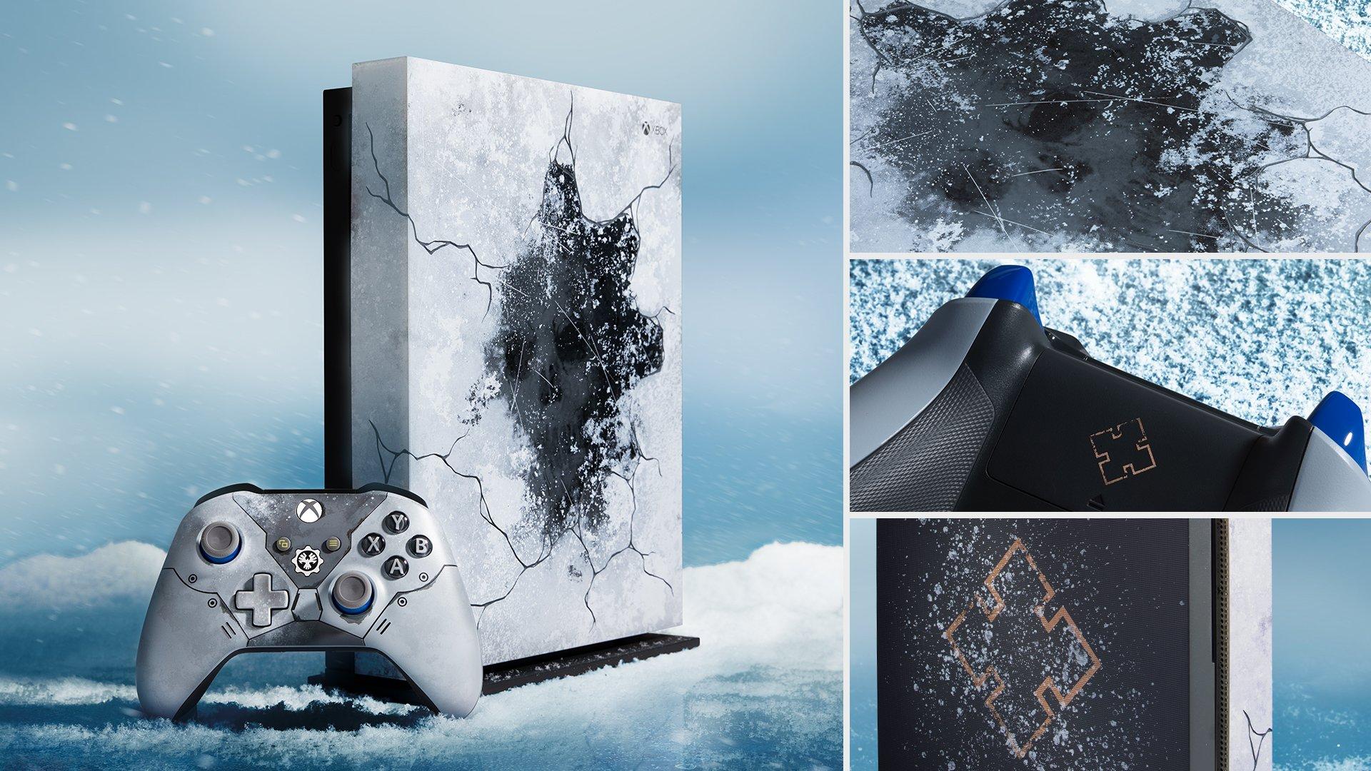 Xbox One X Gears 5 Edición Limitada
