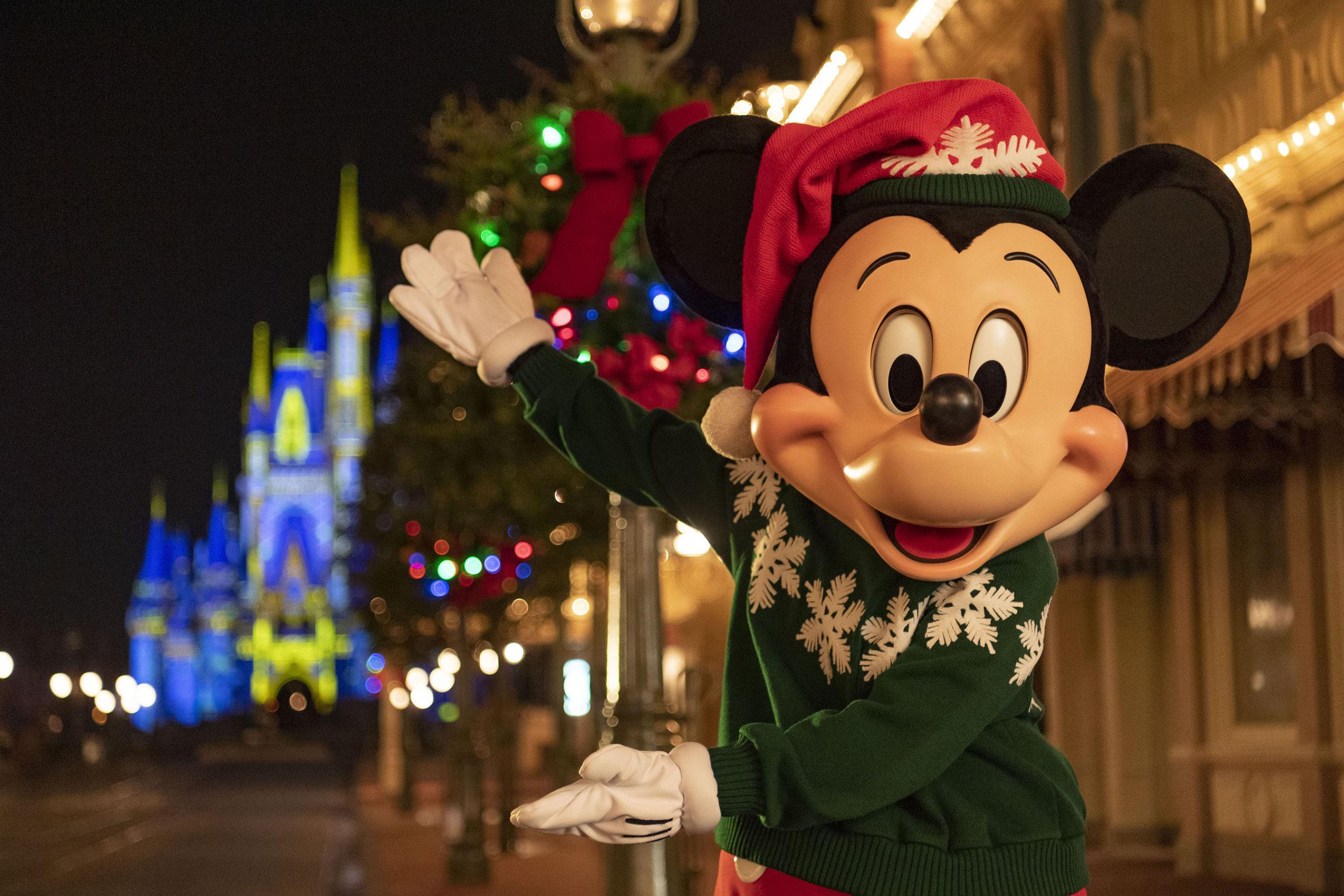 Disney Plus Navidad
