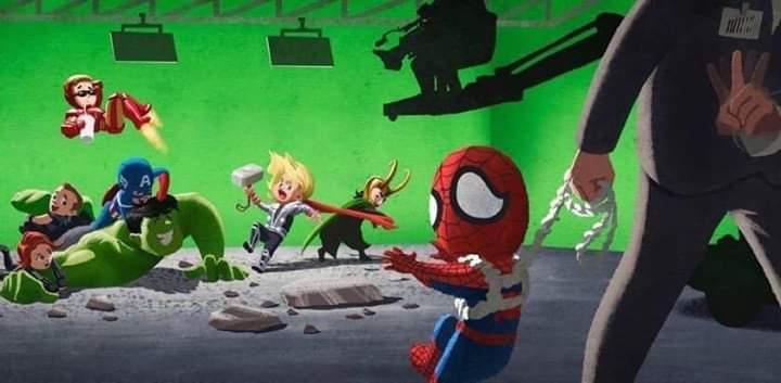 Spider-Man podría quedar fuera del UCM | PandaAncha.mx