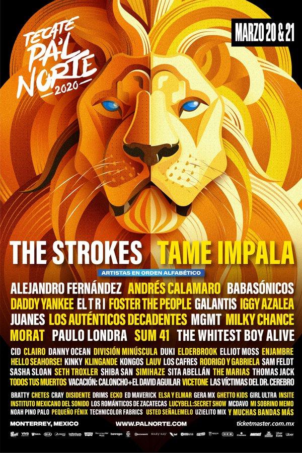 Festival Pal' Norte 2020