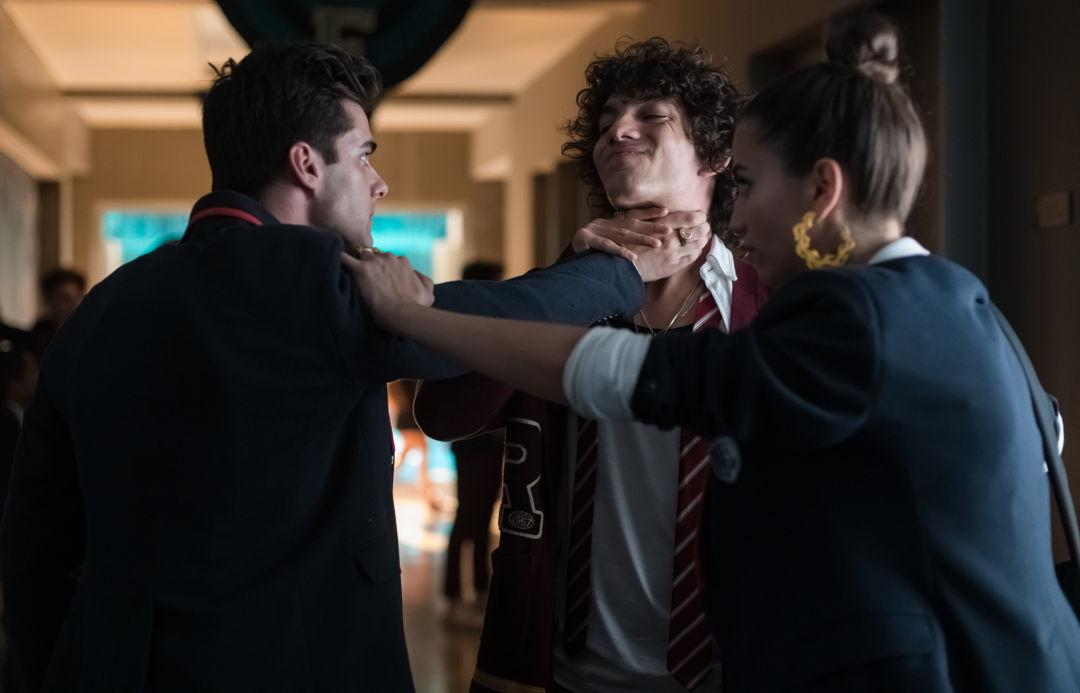 Élite, Temporada 3