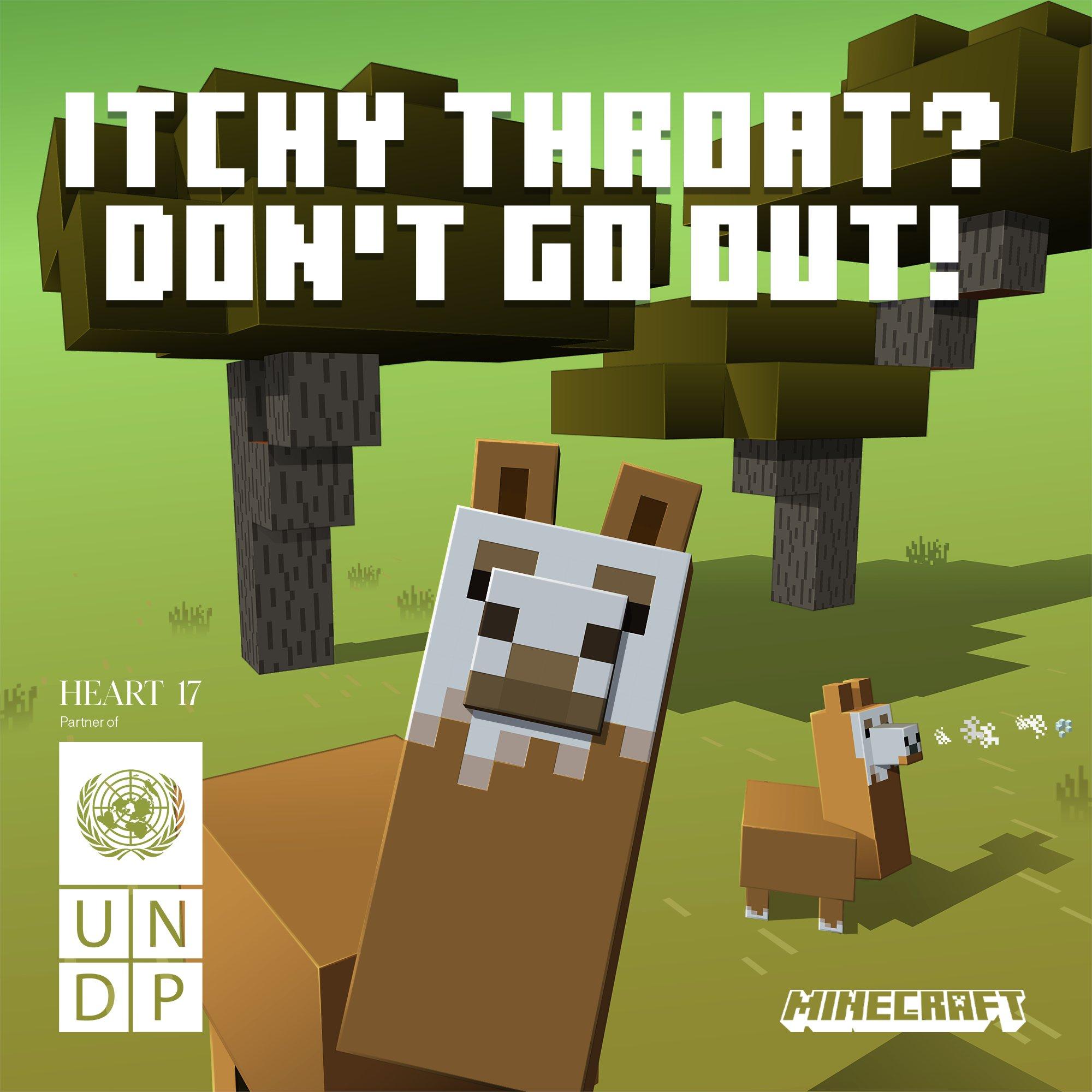 Minecraft y ONU