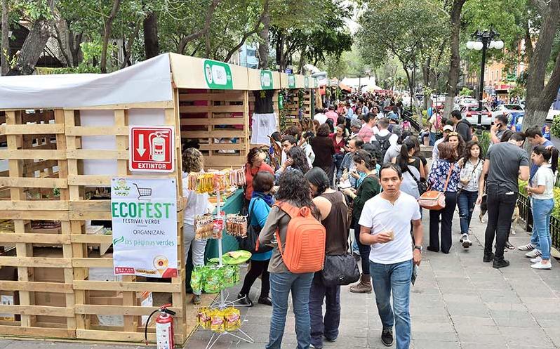 Apoya al ECOFEST en Donadora