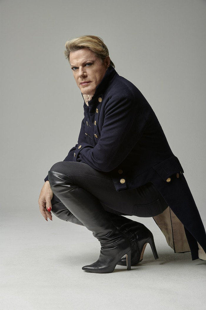 Eddie Izzard (The Duke)