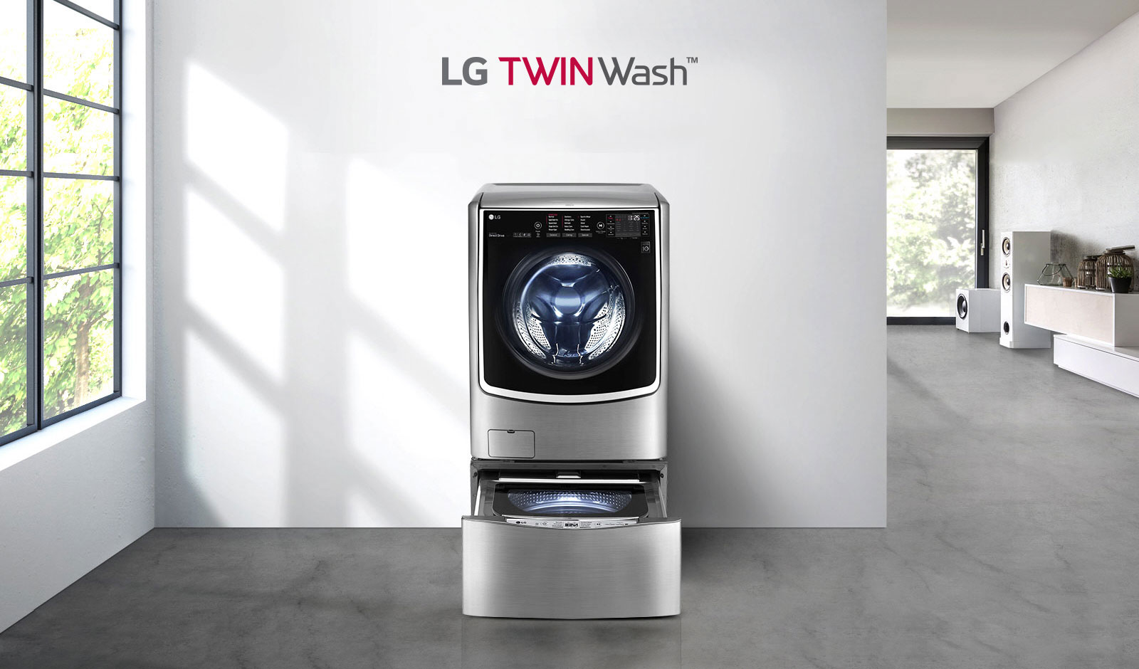 LG SIGNATURE TWINWash