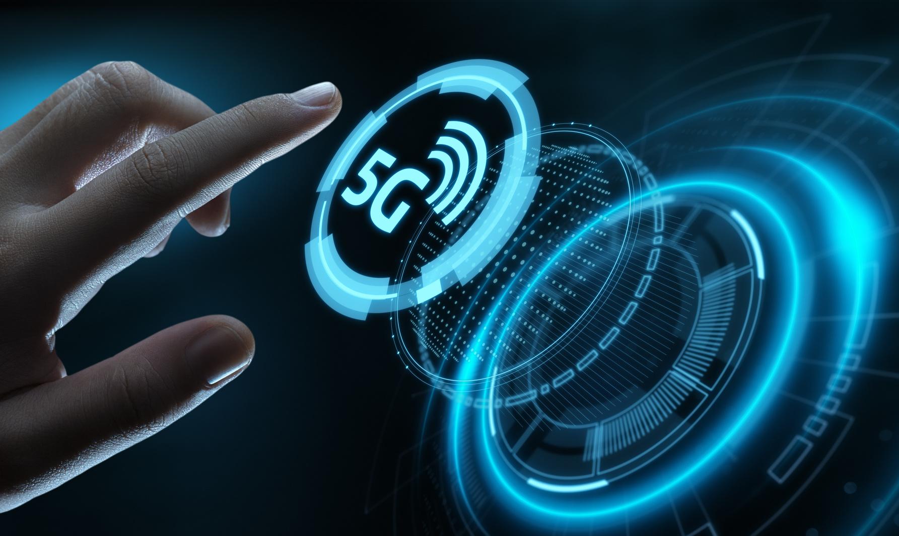 Red 5G en América Latina