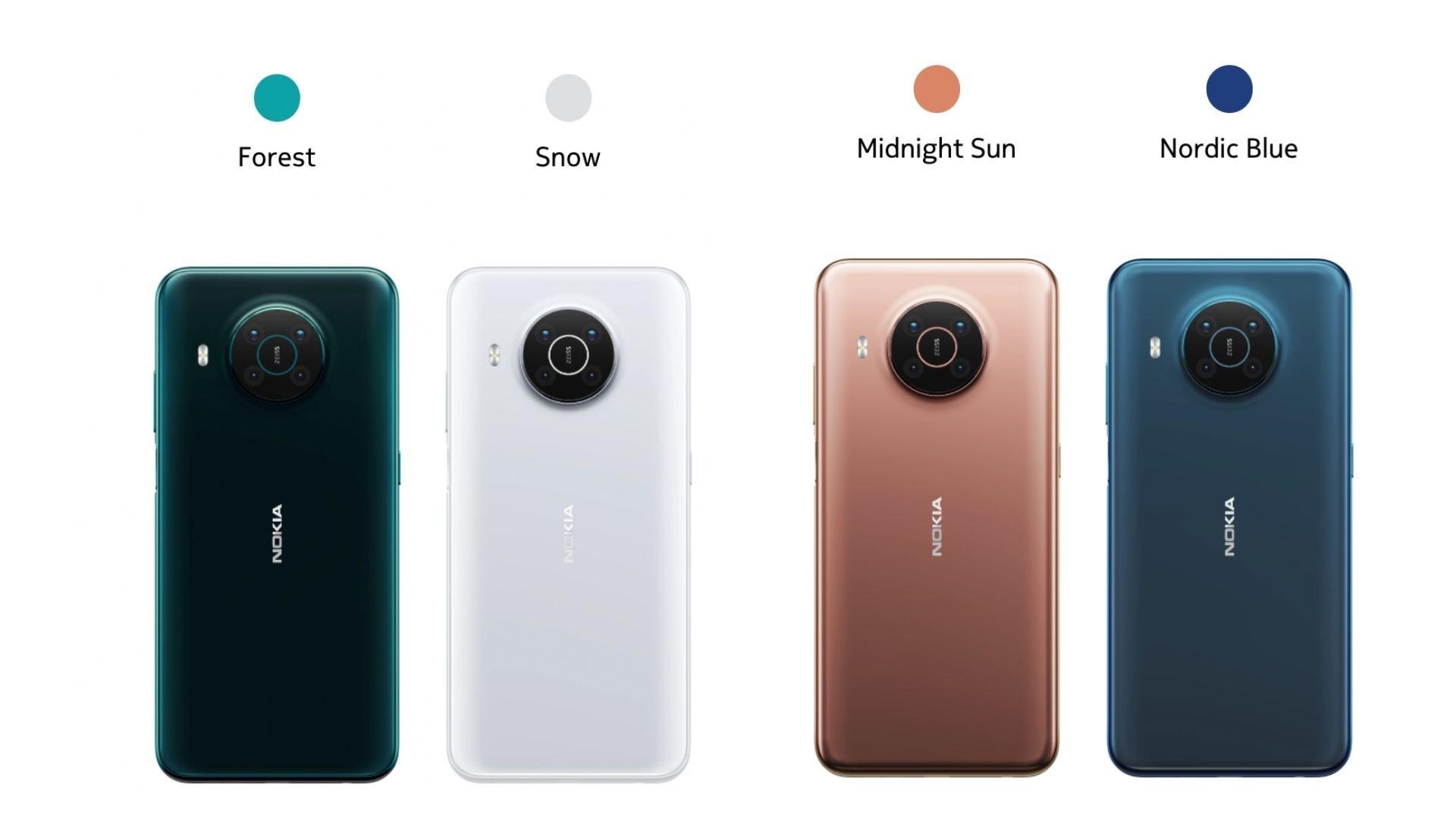 Nokia lanza nuevas líneas: X-series, G-series y C-series