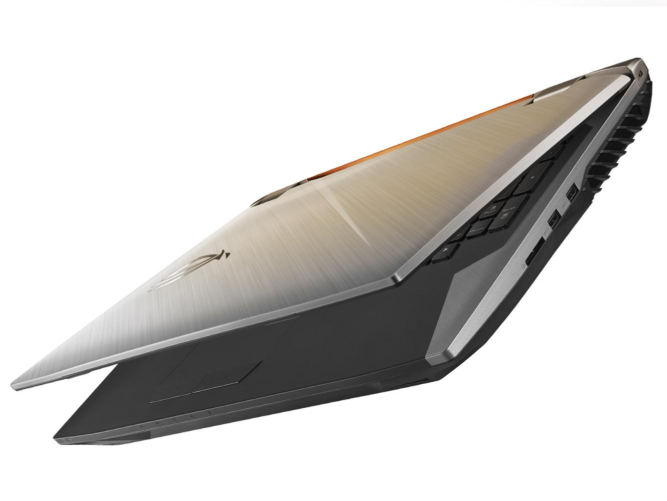 ASUS ROG G703 actualizada