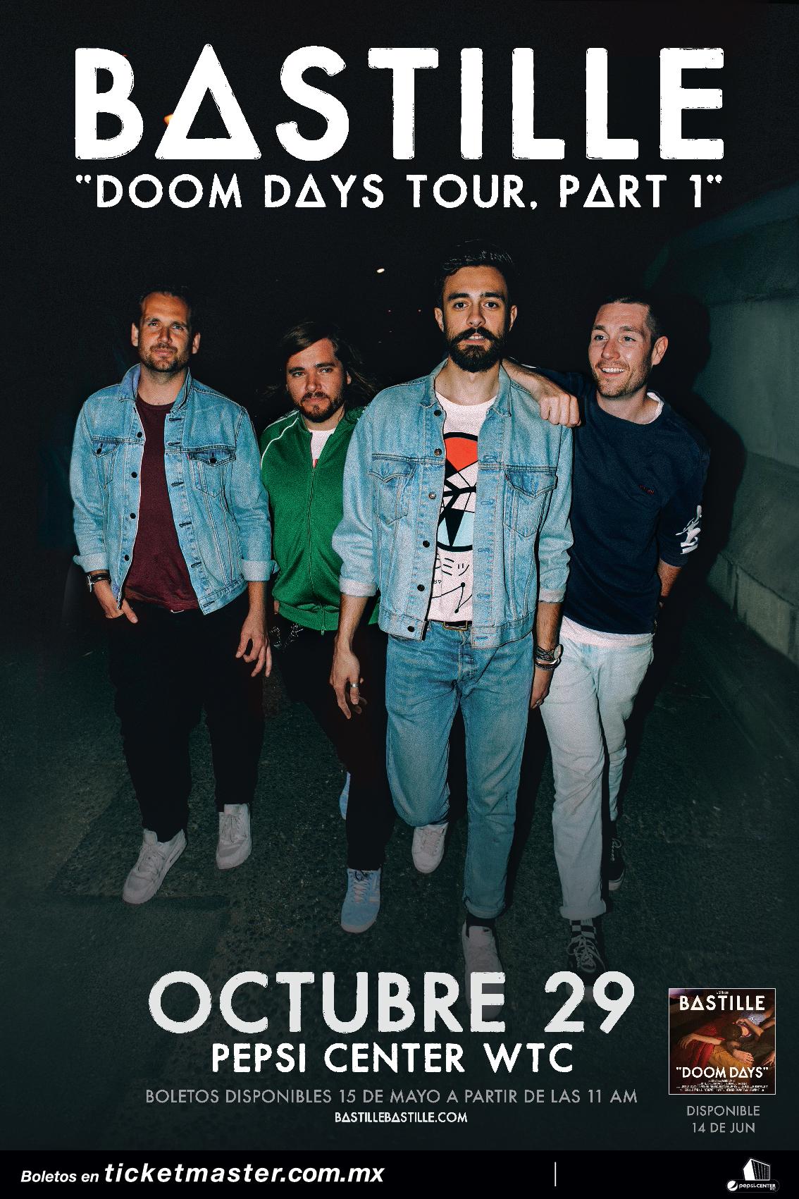 Bastille México 2019