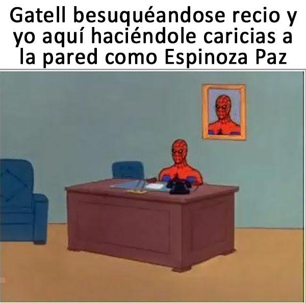 López Gatell rompiendo la sana distancia