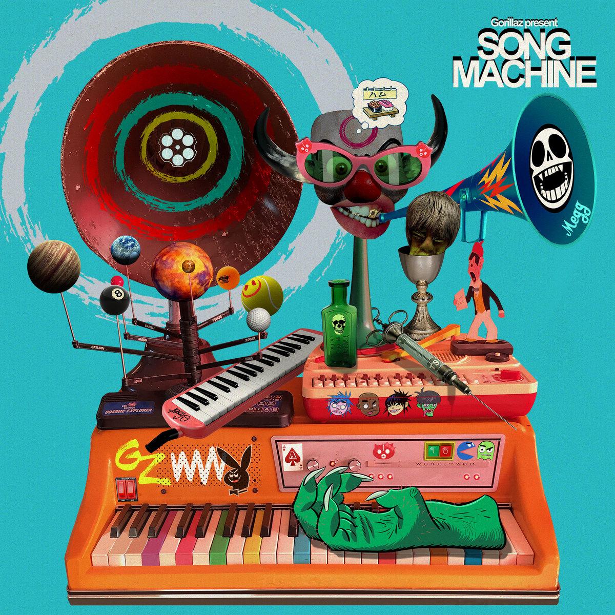 Gorillaz - Song Machine Season One: Strange Timez