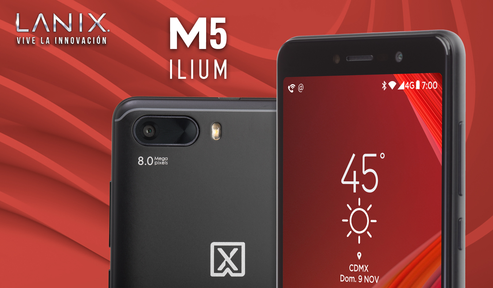 Lanix Ilum M5