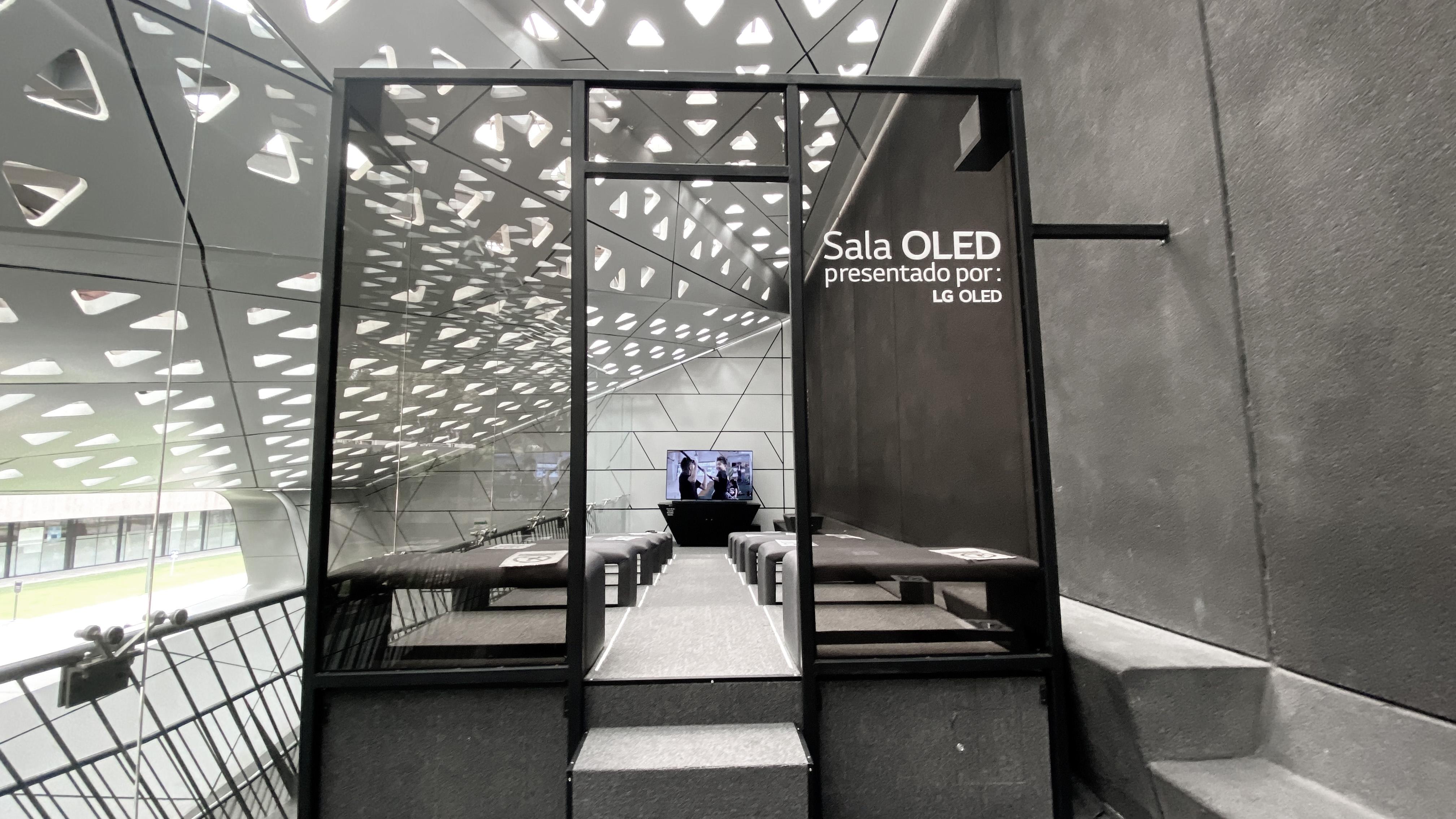 LG presenta la primera sala de cine OLED en el mundo en la Cineteca Nacional