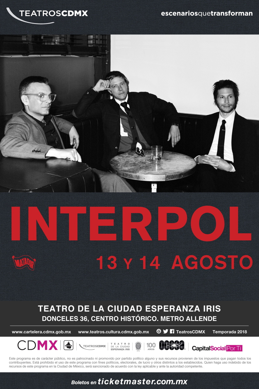 interpol cdmx 2018