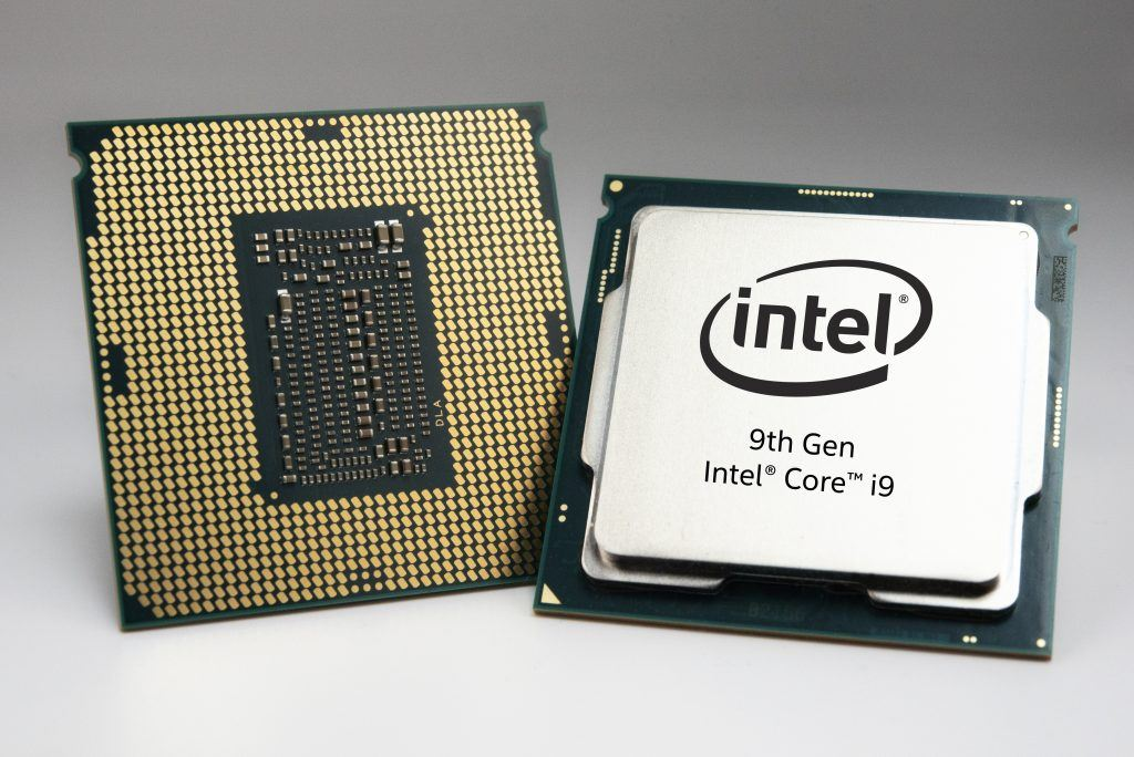 Procesador Intel Core i9