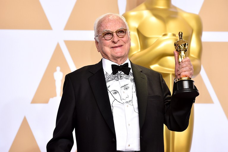James Ivory Oscars 2018