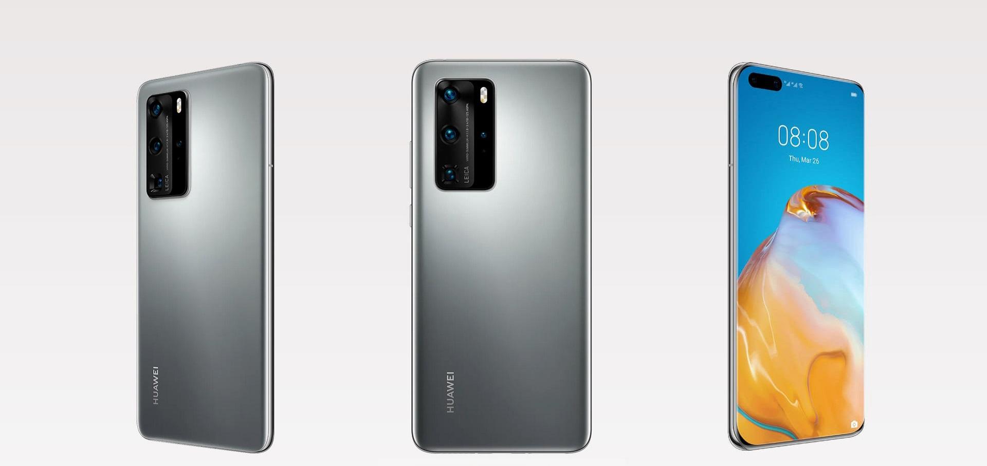 Huawei P40: ¿El mejor smartphone del 2020?