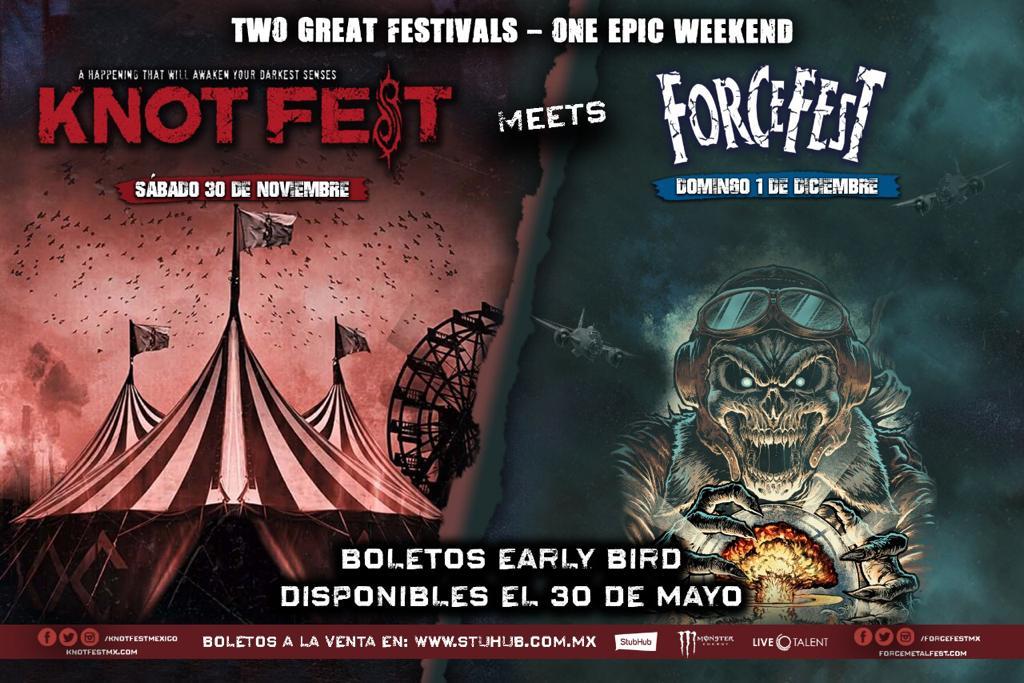 Knotfest Meets Force Fest 2019