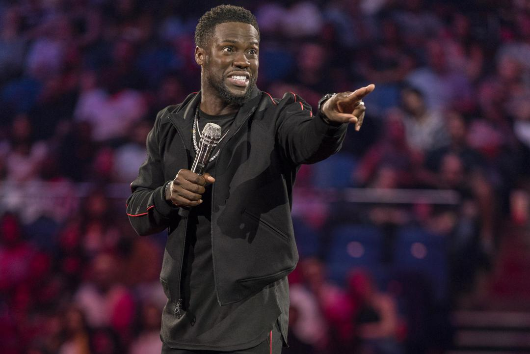 Kevin Hart: Irresponsable