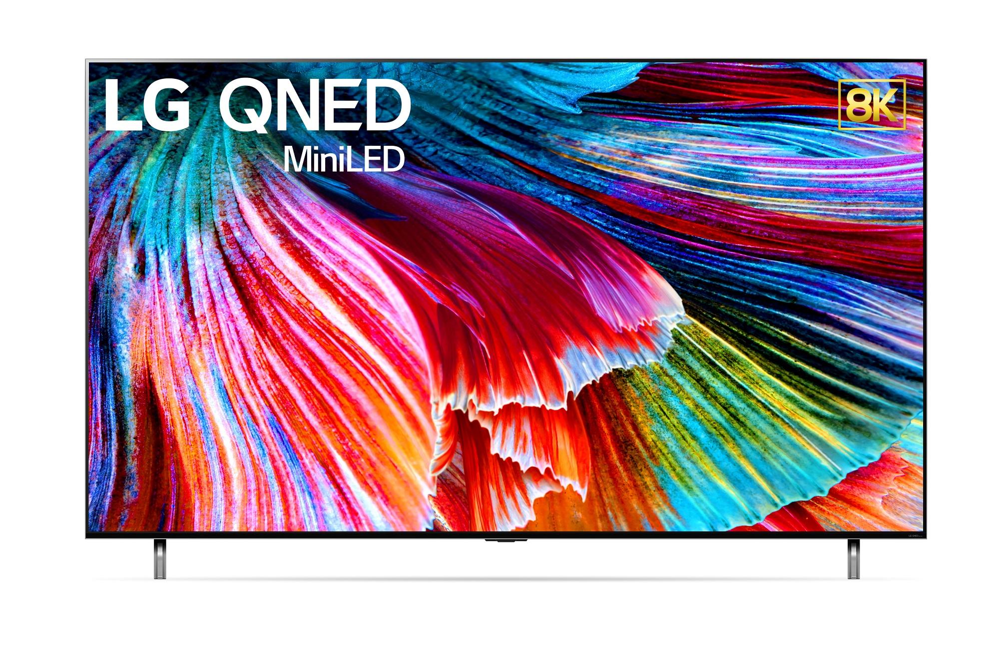 LG QNED MiniLED: El televisor más avanzado del mundo ¡Ya disponible en México!