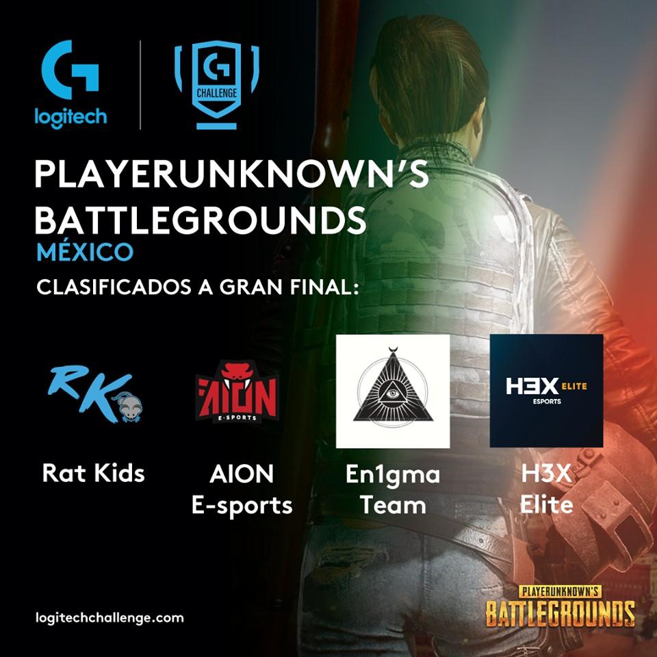 Playerunknown's Battlegrounds final