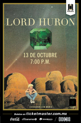 Lord Huron México 2018