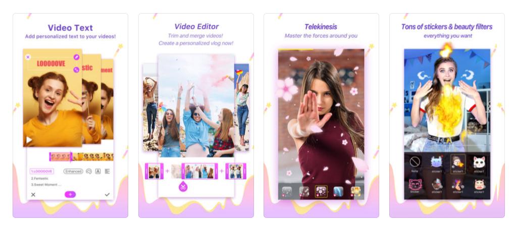 Likee, la app para hacer videos increíbles en minutos