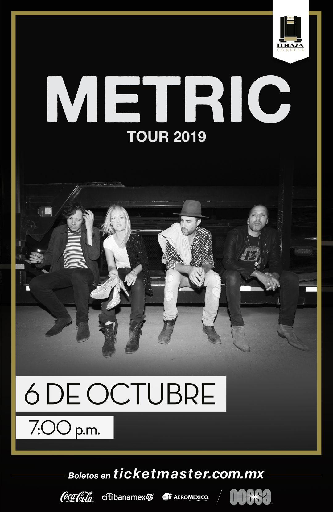 Metric México 2019