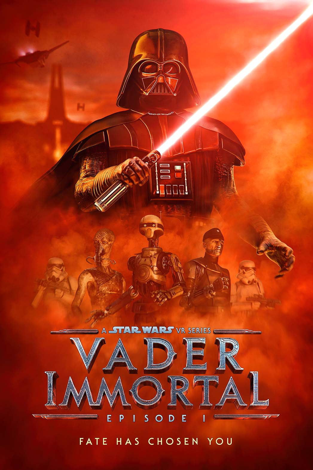 Vader Immortal: A Star Wars VR Series, Episode II