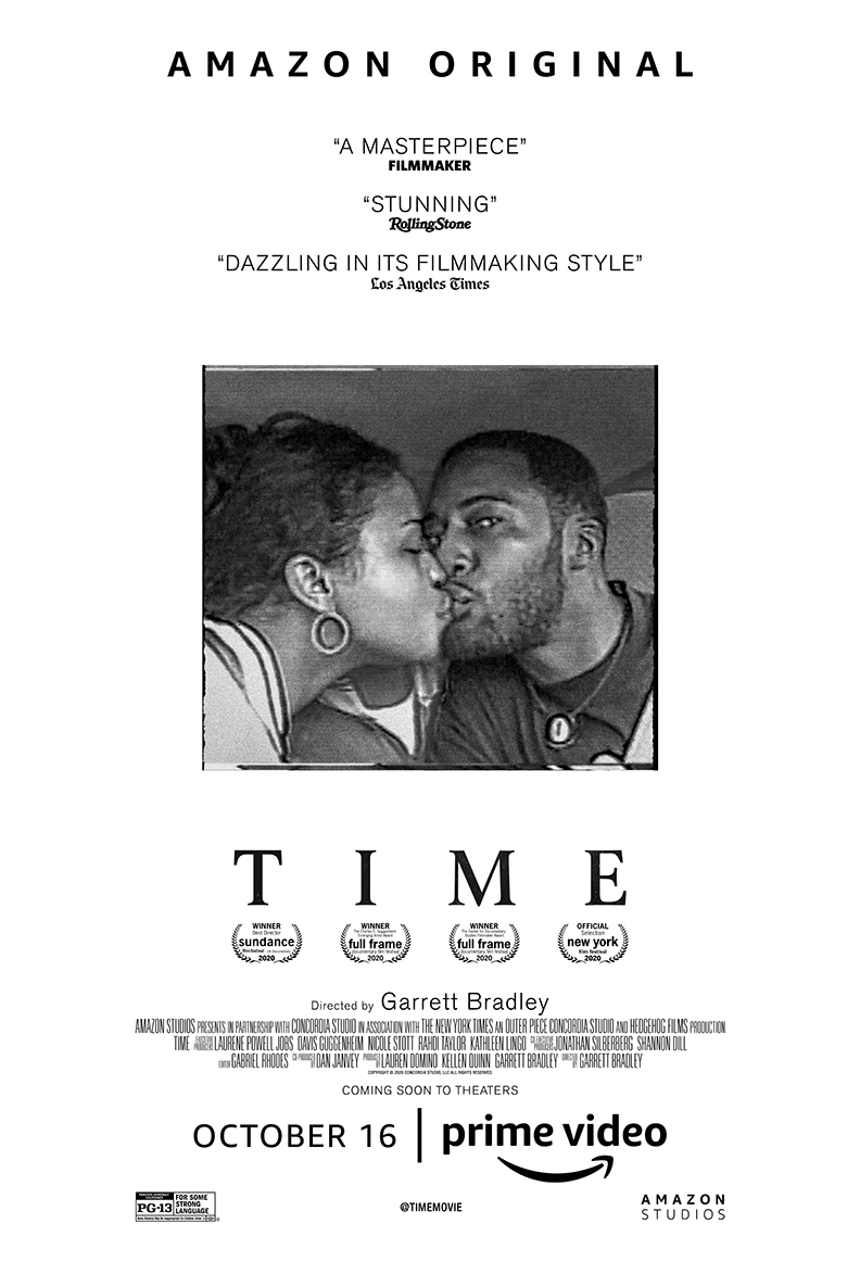 Time Garret Bradley