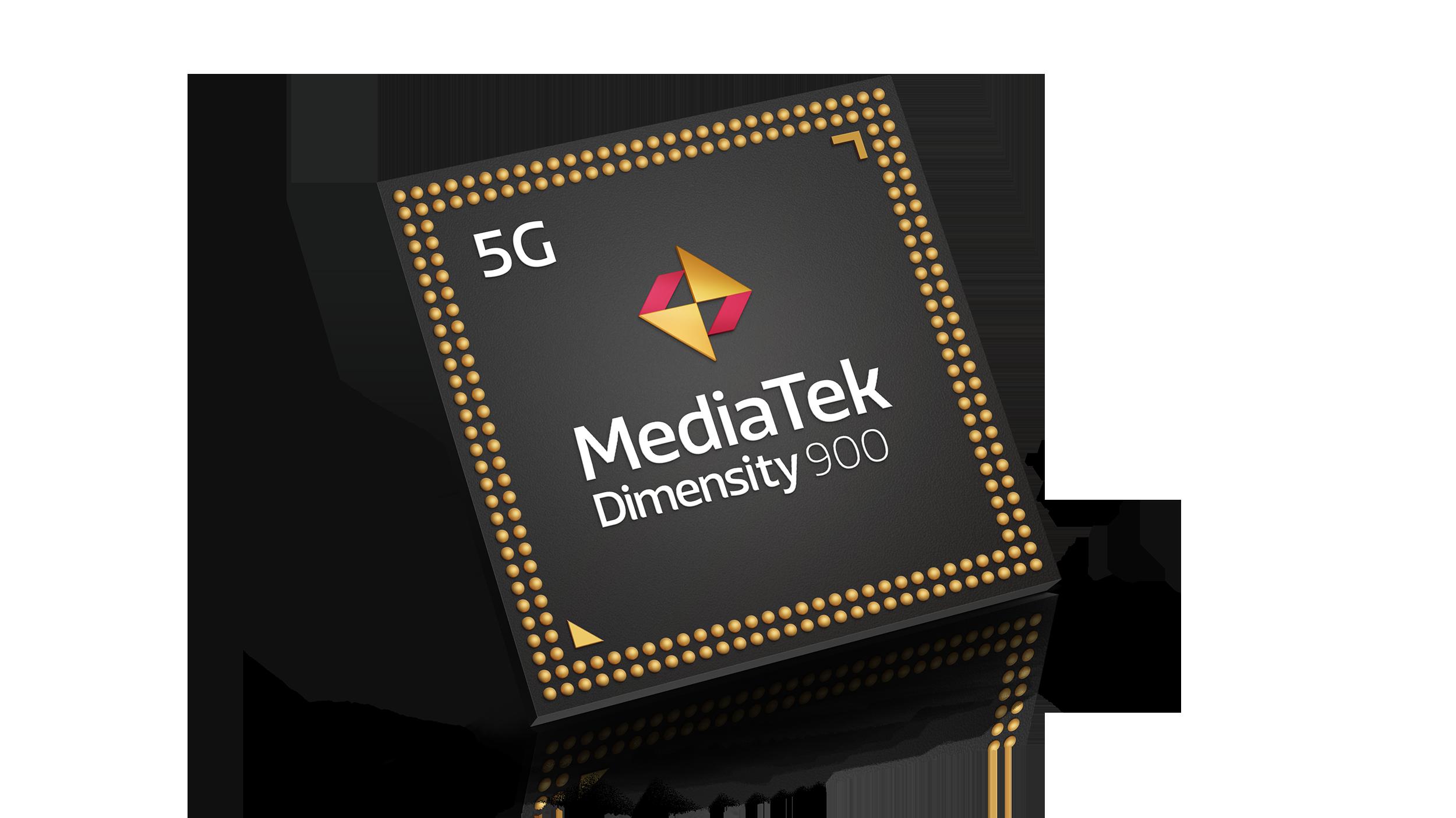 Nuevo chipset Dimensity 900 5G de Mediatek