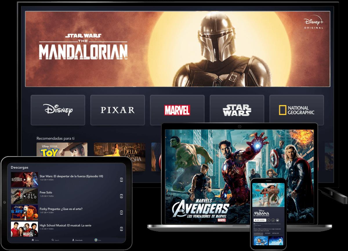 Disney Plus México: Todos los dispositivos compatibles