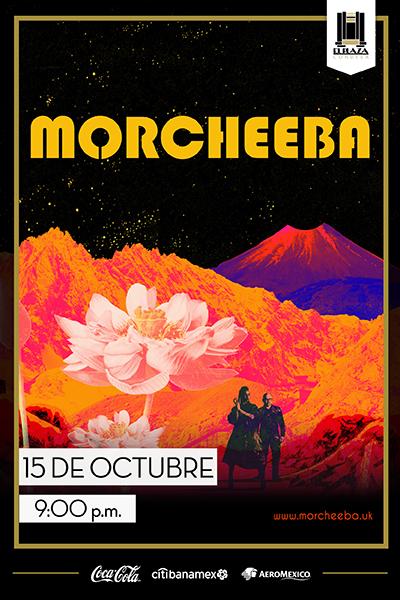 Morcheeba México 2019