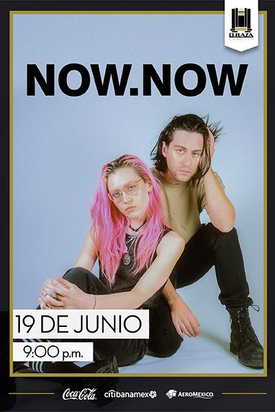 Now, Now México 2019