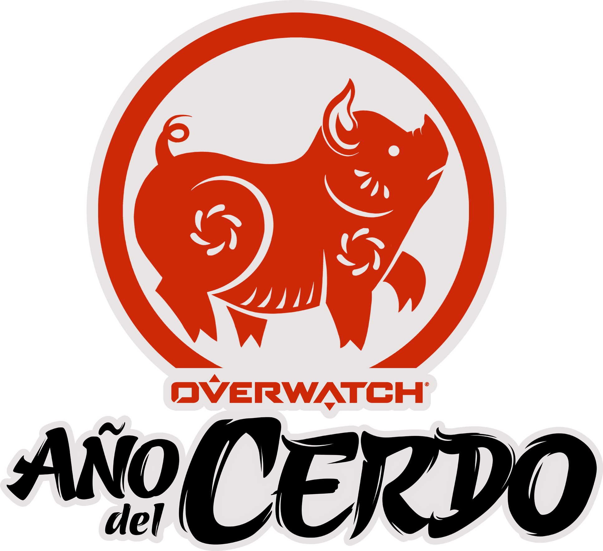 Año del Cerdo en Overwatch