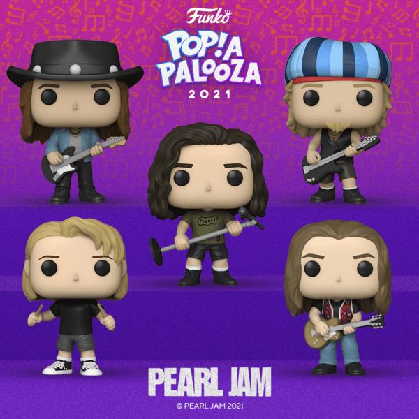 Pearl Jam Funkos