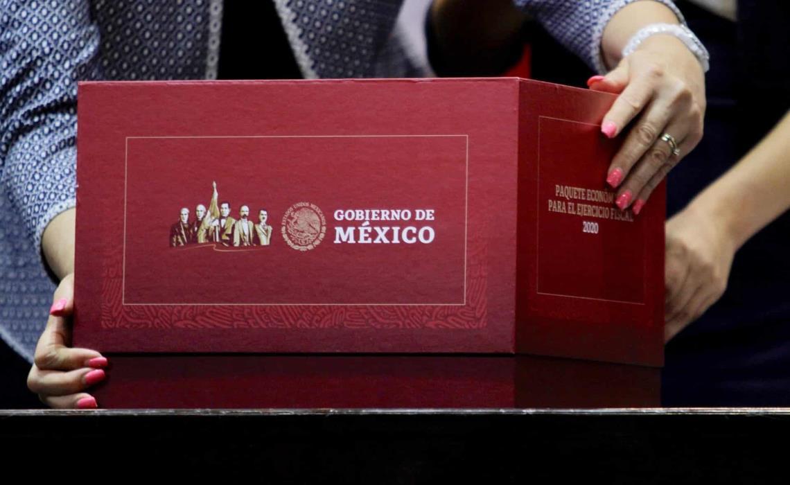 Presupuesto México 2020