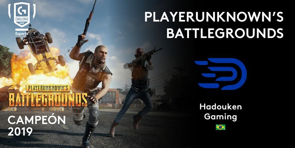 Hadouken Gaming PUBG