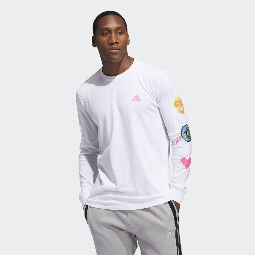 Colección de Día de Muertos Adidas