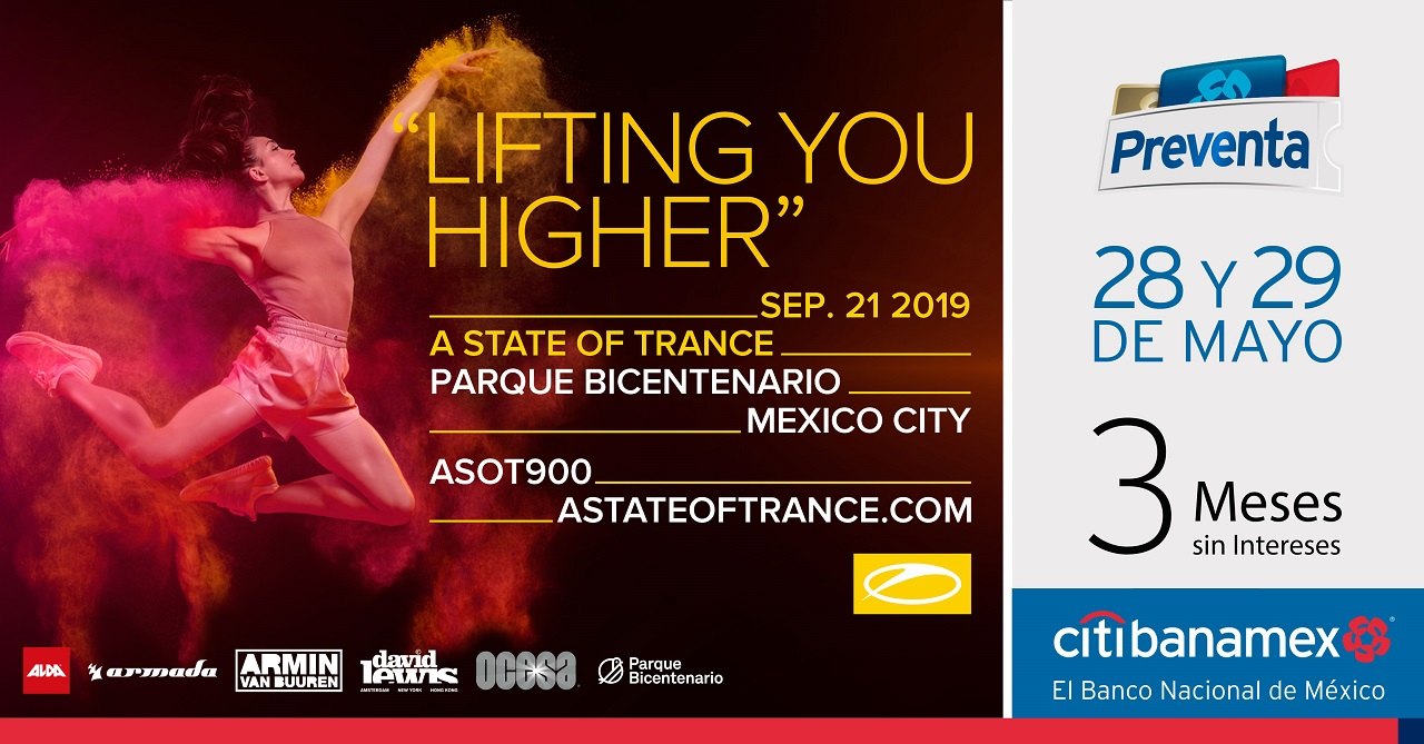 A State of Trance México 2019