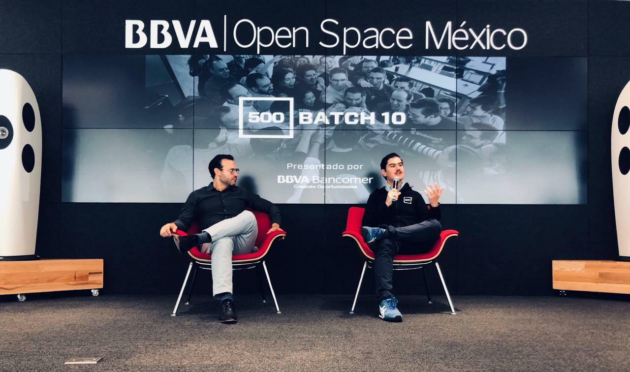 BBVA y 500 startups anuncian el Batch 10