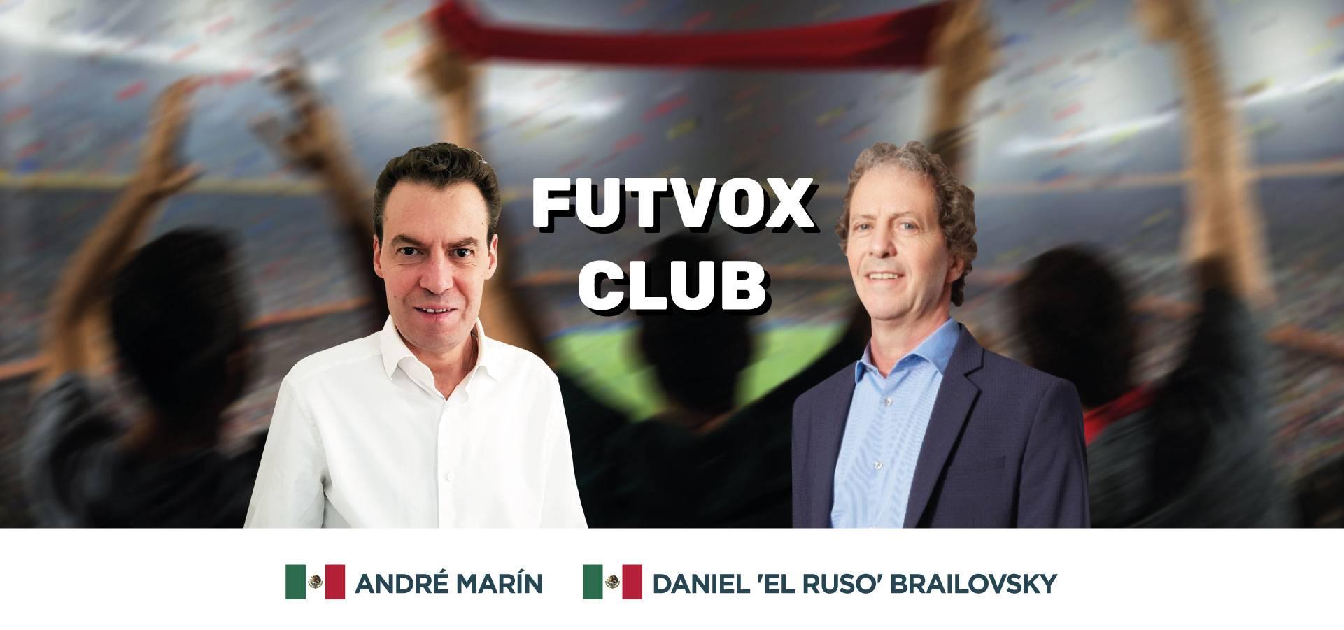 Futvox: Podcast con 100% futbol en español