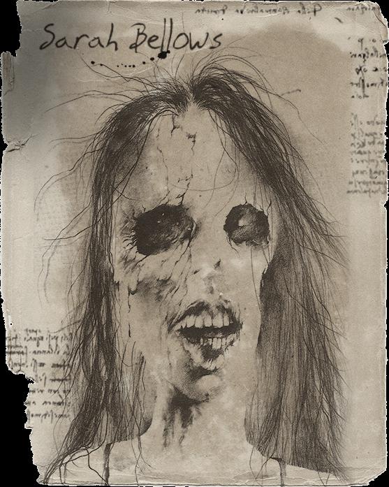 Elenco de Scary Stories to Tell in the Dark y galería de fotos