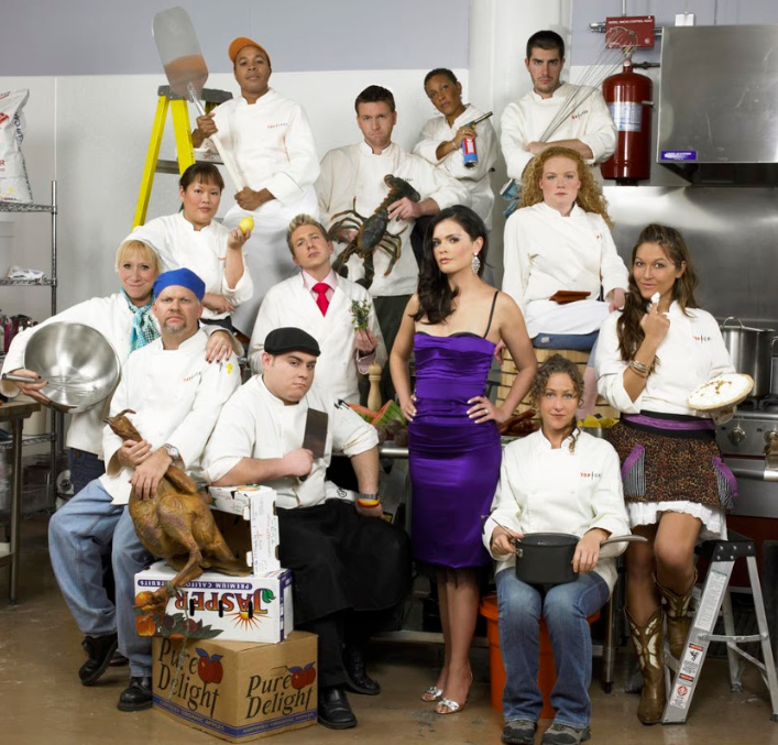 Top Chef - Temporadas 1 y 2