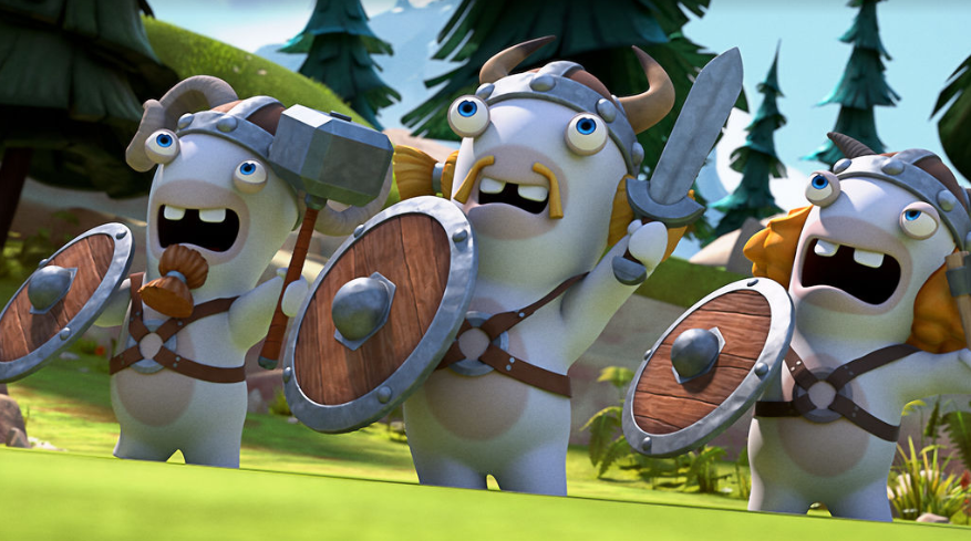 Rabbids Invasion, Temporada 4