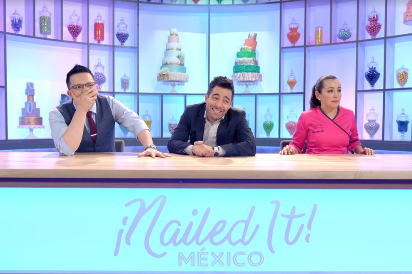 ¡Nailed it! México