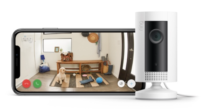 Ring Indoor Cam: Amazon trae a México su cámara inteligente