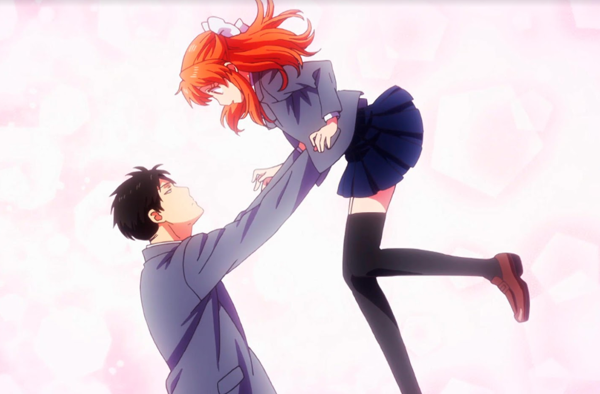 Monthly Girls' Nozaki Kun - Temporada 1