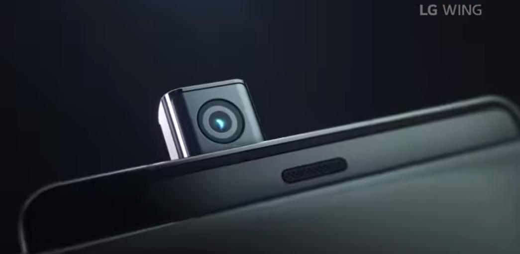 LG Wing: El experimento de dos pantallas giratorias y 5G