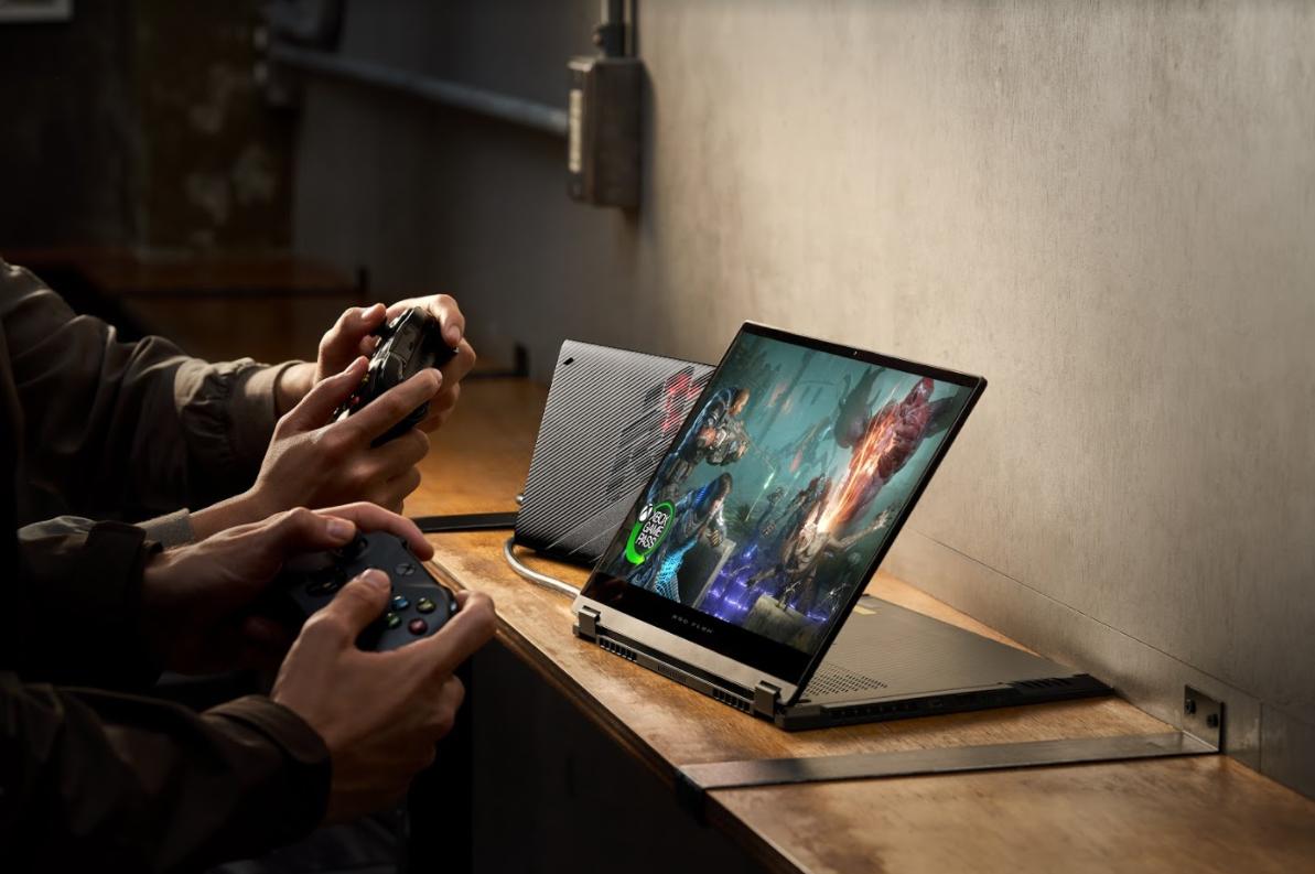 ROG Flow X13: La primer laptop gamer convertible